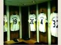 Stadium tour - Omklädningsrummet