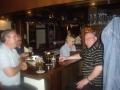 Styrelseledamöter för en nordirländsk supporterklubb