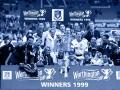 Spurs - vinnare av Ligacupen 1999