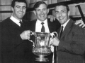Bobby Smith, Danny Blanchflower, Jimmy Greaves