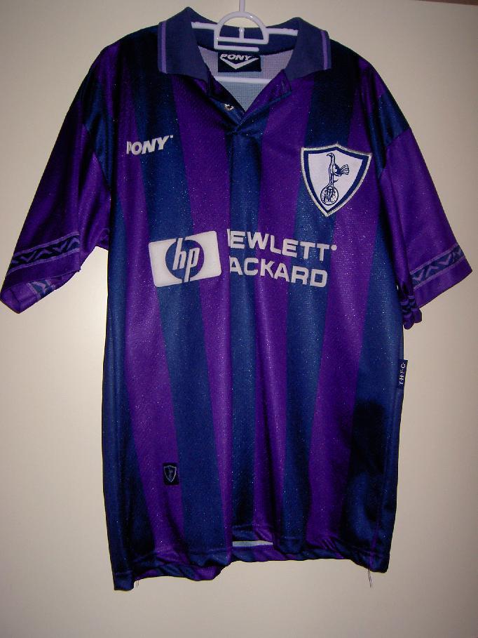 Bortatröja 1995-1996