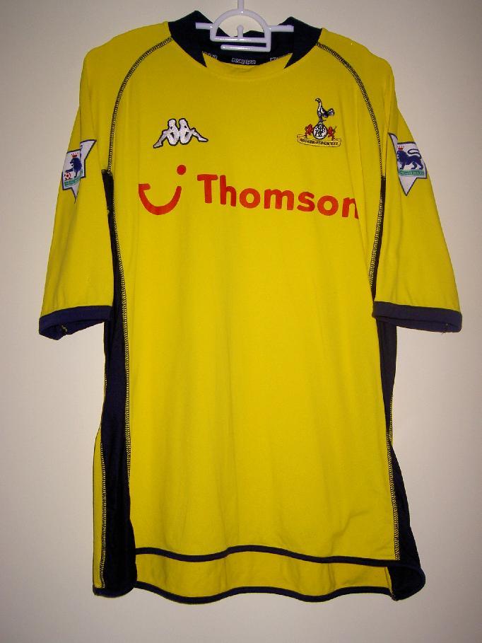 Tredjetröja 2002-2003