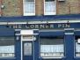 Miljöbilder från Tottenham, White Hart Lane, Londontips