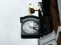 Klassiska THFC-klockan på High Road