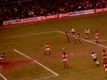 Det osar hett kring Paul Barron i Arsenal-målet