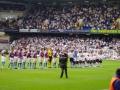 Aston Villa och Spurs inför matchen på White Hart Lane.