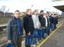Supporters resor och matchsamlingar