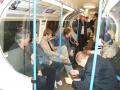 Tunnelbanan ut till Tottenham