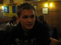 Oscar Jansson på THSS middag