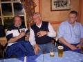 Bob Knight och två västsvenska THSS-medlemmar