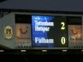 Spurs - Fulham 2-0