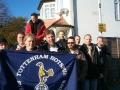 THSS-flaggan visas stolt upp!
