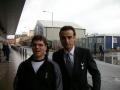 Kim Sandin & Dimitar Berbatov