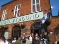 The Greyhound var ett av samlingsställena