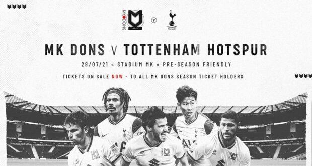 Dags för Dele-derby: Inför MK Dons – Spurs
