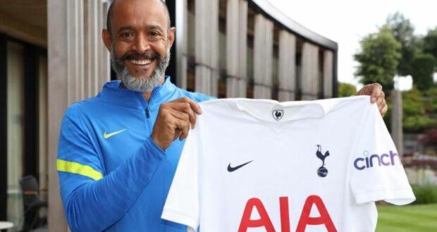 Välkommen till Spurs, Nuno Espírito Santo!