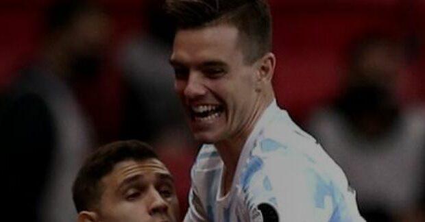 Copa America-guld för Lo Celso, brons för Sanchez